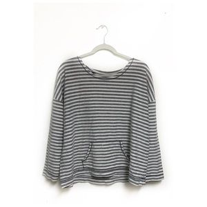 Aerie Striped Sweater L